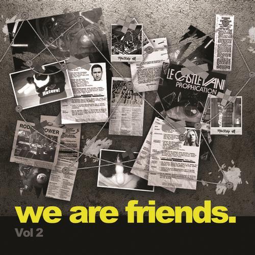 Album Art - We Are Friends. Vol 2