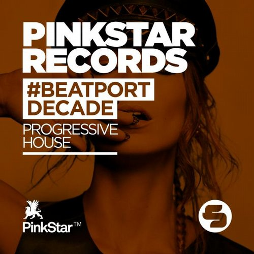 Album Art - PinkStar Records #BeatportDecade Progressive House