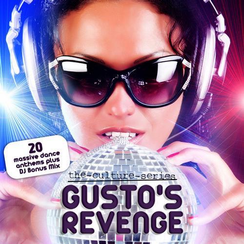 Album Art - Gusto's Revenge