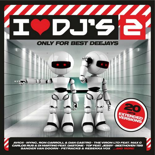 Album Art - I Love Deejays Vol.2