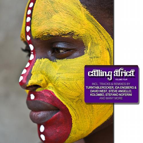 Album Art - Calling Africa 4