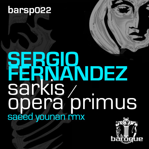 Album Art - Sarkis / Opera Primus