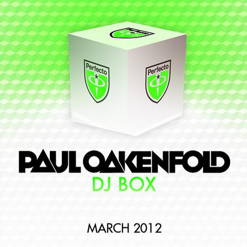 Album Art - DJ Box - March 2012