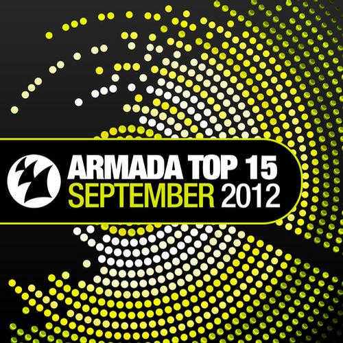 Album Art - Armada Top 15 - September 2012