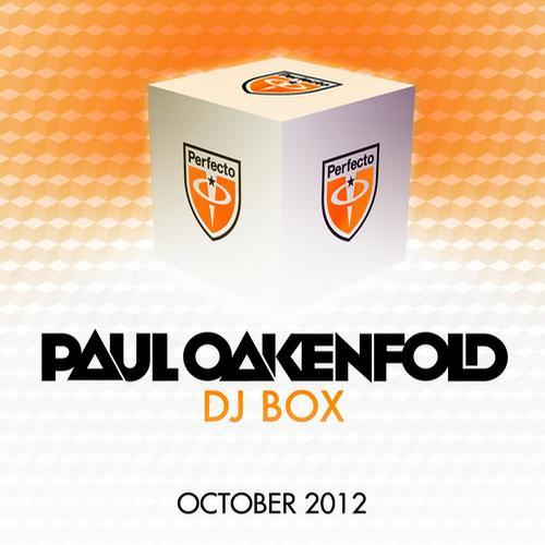 Album Art - DJ Box - October 2012