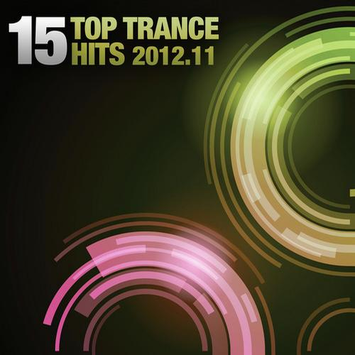 Album Art - 15 Top Trance Hits 2012-11