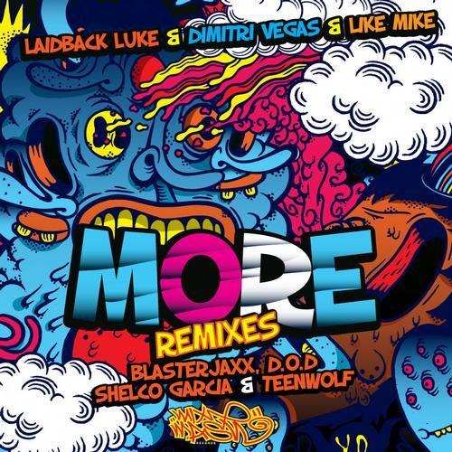 Album Art - MORE (Remixes)