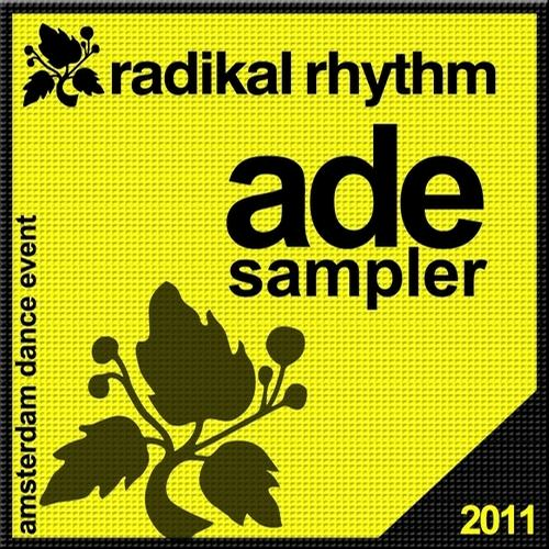 Album Art - Radikal Rhythm ADE Sampler 2011