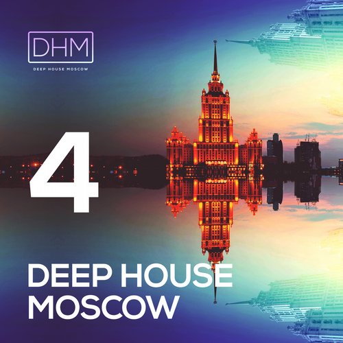 Album Art - Deep House Moscow #4