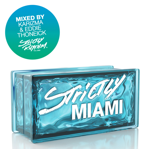 Album Art - Strictly Miami