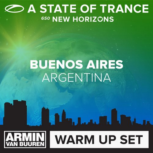 Album Art - A State Of Trance 650 - Buenos Aires (Warm Up Set)
