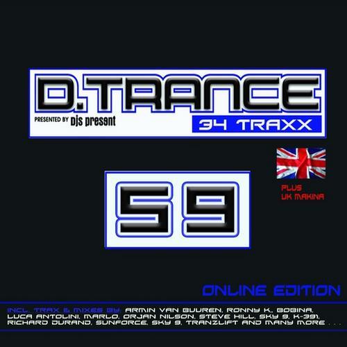 Album Art - D.Trance 59