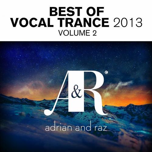 Album Art - Adrian & Raz - Best Of Vocal Trance 2013 Vol. 2