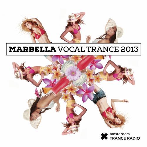 Album Art - Marbella Vocal Trance 2013