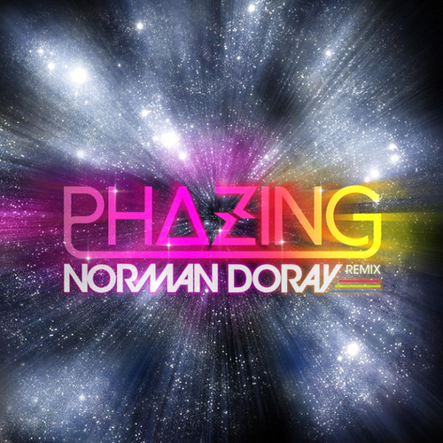 Album Art - Phazing (Norman Doray Remix)