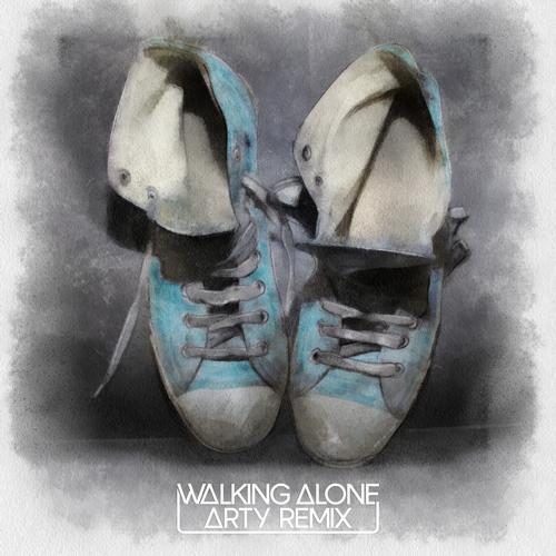 Album Art - Walking Alone (Arty Remix)