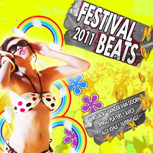 Album Art - Festival Beats 2011