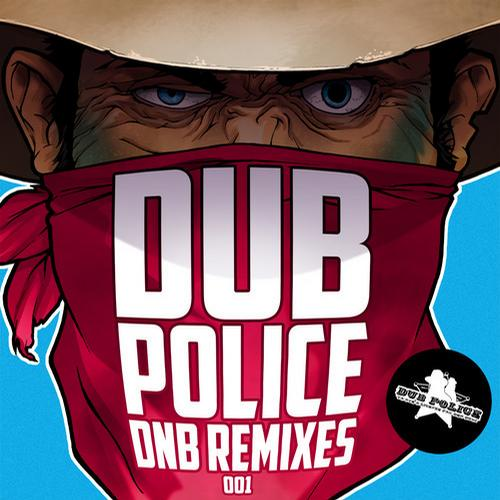 Album Art - Dub Police DnB Remixes