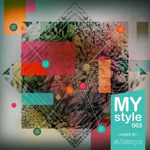 Album Art - MyStyle003 Mixed By Subscape