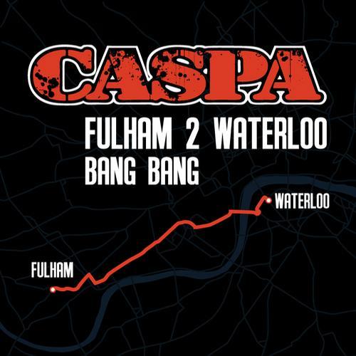 Album Art - Fulham 2 Waterloo EP