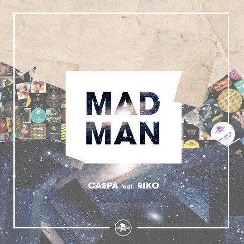 Album Art - Mad Man - feat. Riko