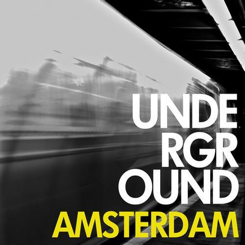 Album Art - Underground Amsterdam
