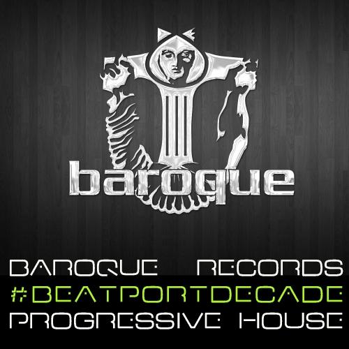 Album Art - Baroque Records #BeatportDecade Progressive House