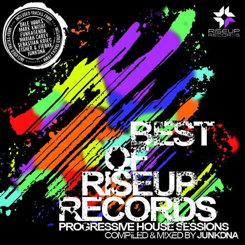 Album Art - The Best Of Riseup Records Progressive Sessions Compiled & Mix By JunkDNA