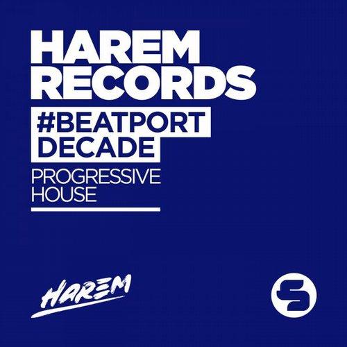 Album Art - Harem Records #Beatportdecade Progressive House