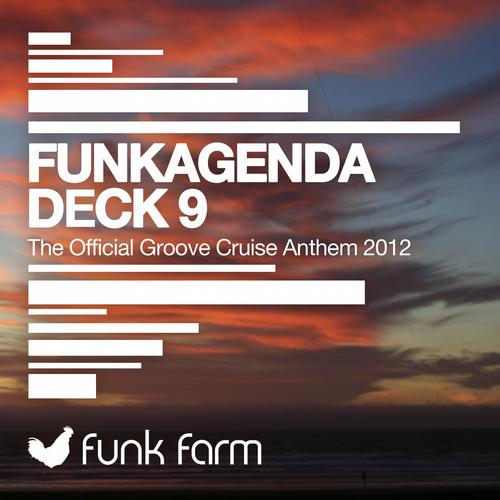 Album Art - Deck 9 (The Official Groove Cruise Anthem 2012)