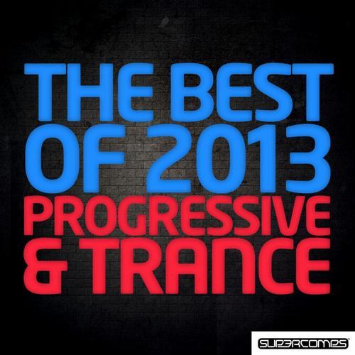 Album Art - The Best Of 2013 - Progressive & Trance