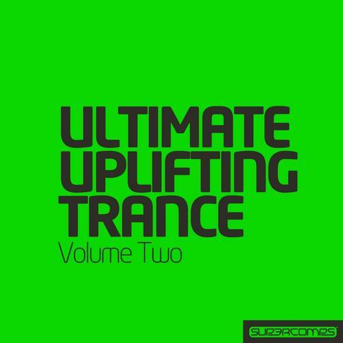 Album Art - Ultimate Uplifting Trance - Vol. 2