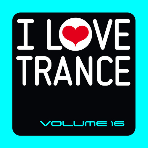 Album Art - I Love Trance Volume 16