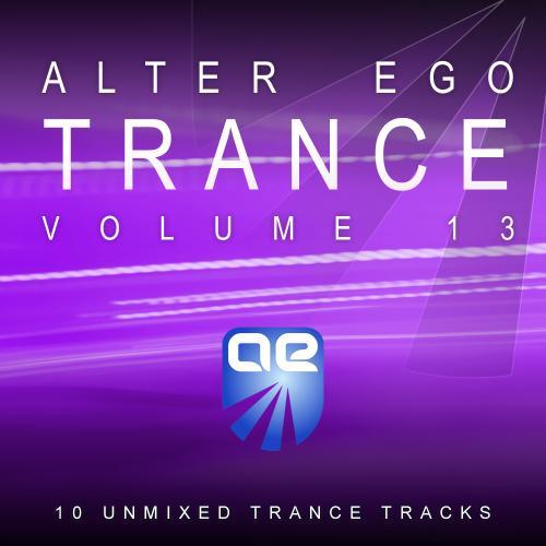 Album Art - Alter Ego Trance Volume 13