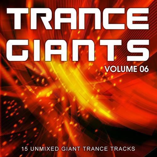 Album Art - Trance Giants - Volume 006