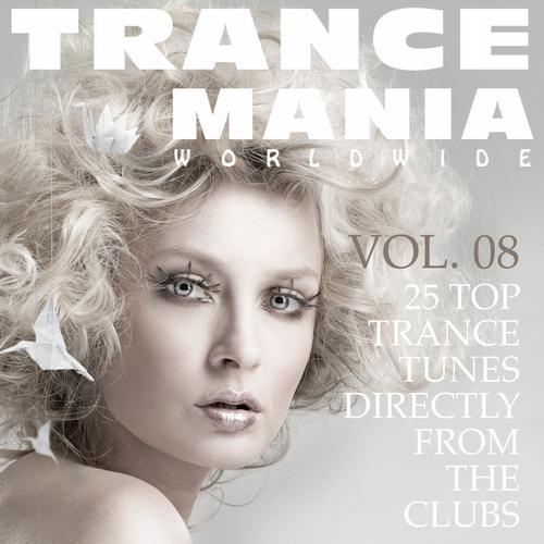 Album Art - Trance Mania Worldwide, Vol. 8