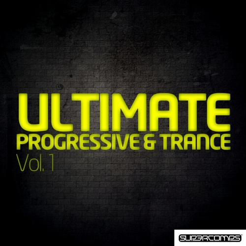 Album Art - Ultimate Trance & Progressive Volume One
