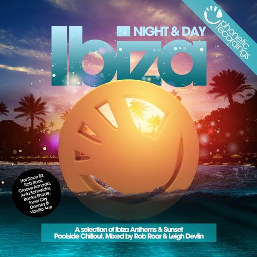 Album Art - Phonetic Ibiza Night & Day (Mixed and compiled by Rob Roar and Leigh Devlin)
