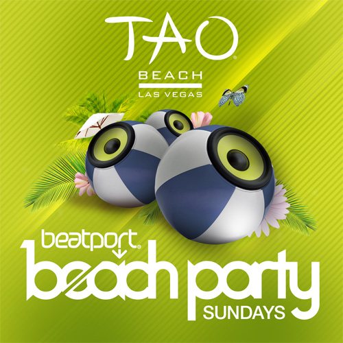 Album Art - Tao Beach Promo
