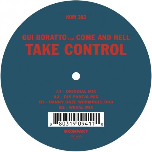 Album Art - Take Control