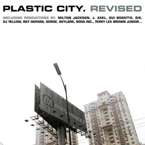 Album Art - Plastic City. Revised