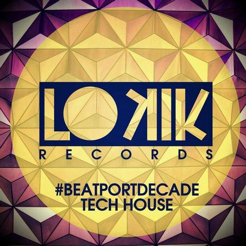 Album Art - Lo Kik Records #BeatportDecade Tech House