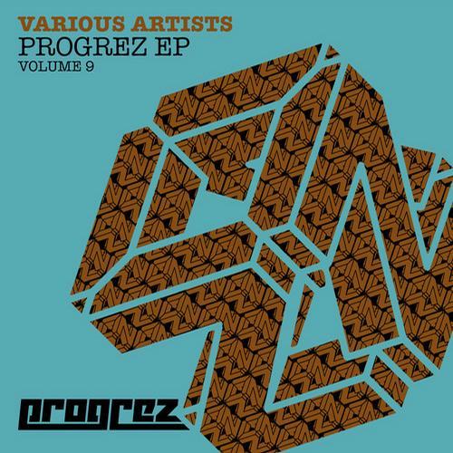 Album Art - Progrez EP - Volume 9
