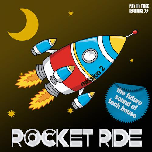 Album Art - Rocket Ride: Mission 02