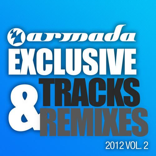 Album Art - Armada Exclusive Tracks & Remixes 2012, Vol. 2