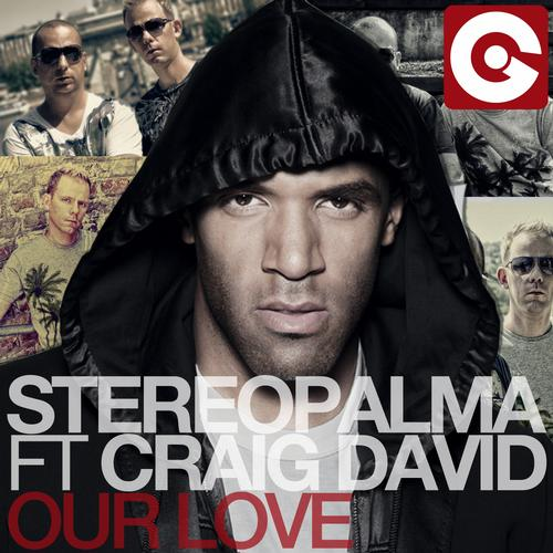 Album Art - Our Love Feat. Craig David