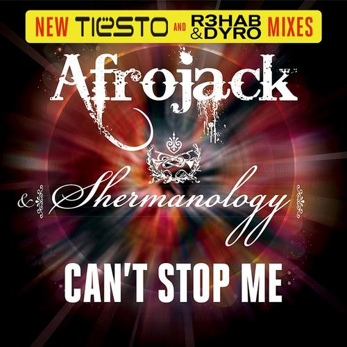 Album Art - Can't Stop Me (The Remixes)
