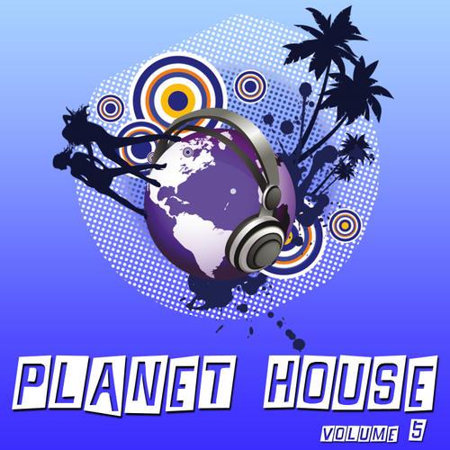 Album Art - Planet House Volume 5