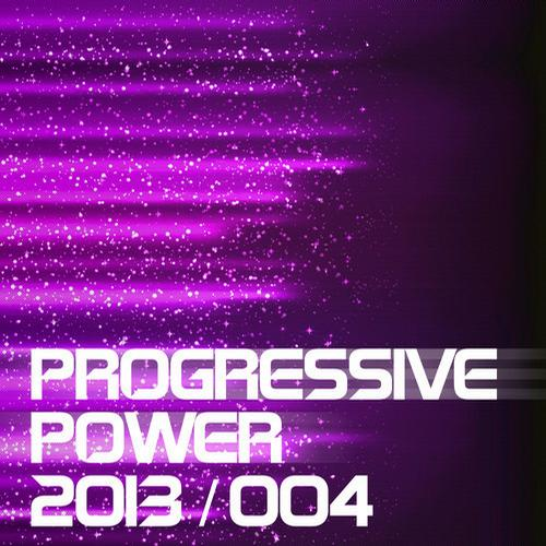 Album Art - Progressive Power 2013-04