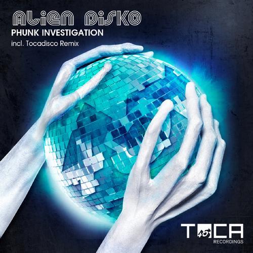 Album Art - Alien DisKO